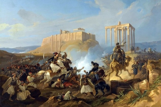 Hellenic War of Independence - 1821-1829