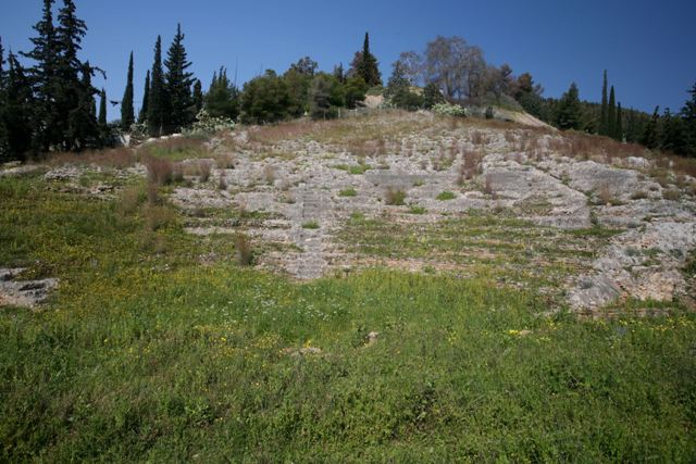 Argos - The smaller Roman Odeon theatre