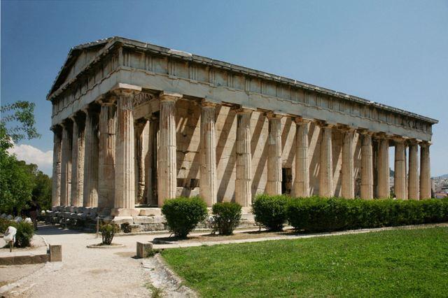 Athens - Temple of Hephaestus
