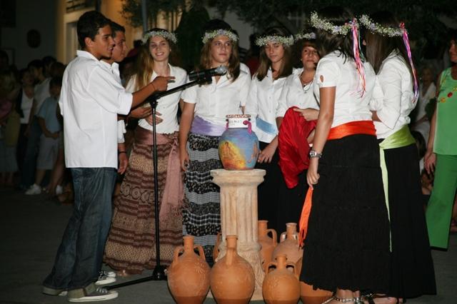 June 23 - 'Klinodas' St.John's festival - Maidens make their wishes
