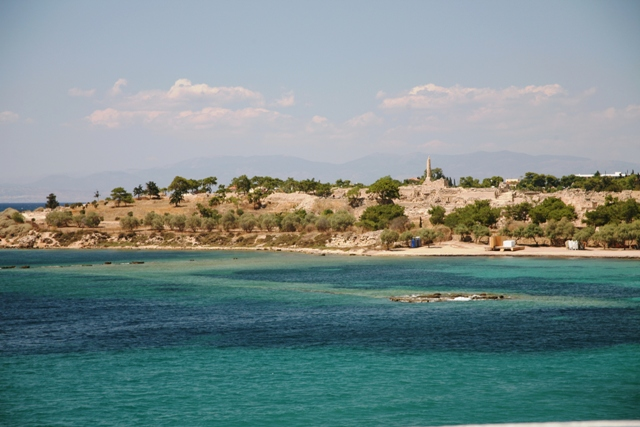 Aegina Island - Archaeological site of Kolona