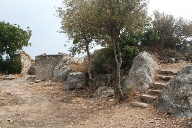 Asine - The ancient hilltop Acropolis
