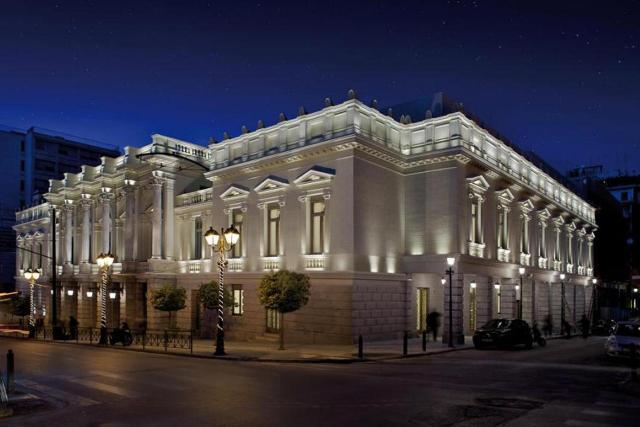 Athens - National Opera House