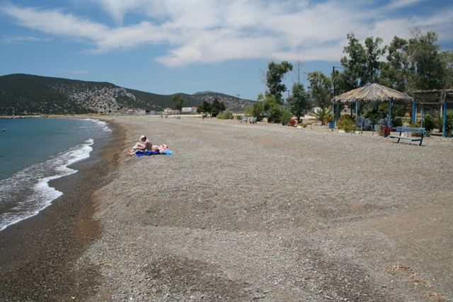Dardiza beach - 4.5 kms from Ermioni