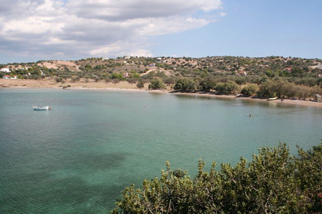 Doroufi beach - 17 kms from Ermioni