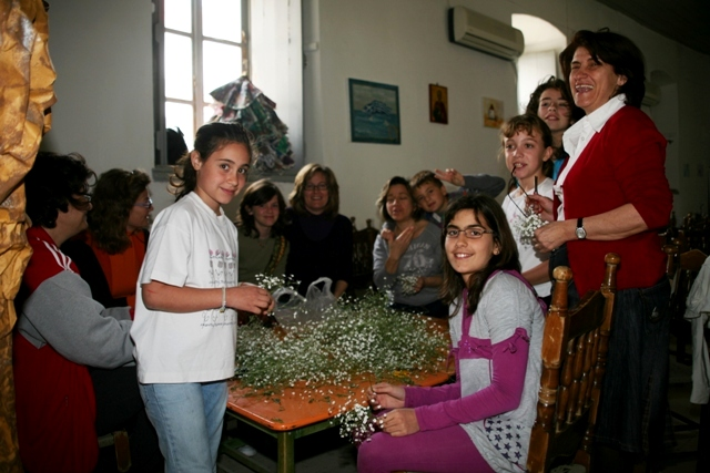 Easter in Ermioni: Holy Thursday