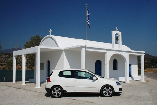 Kilada - Church of Aghios Dimitris