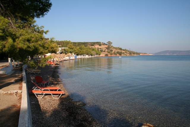 Kilada beach - 13 kms from Ermioni