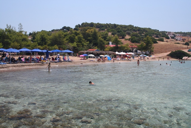 Lepitsa beach - 14 kms from Ermioni