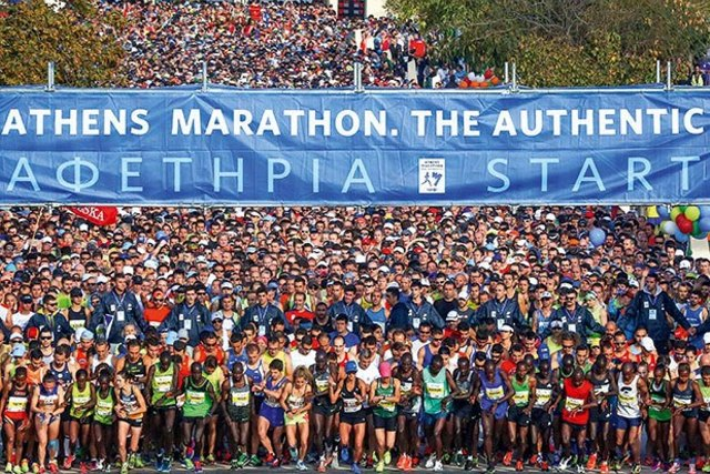 Marathon - The 'Authentic' Athens Classic Marathon