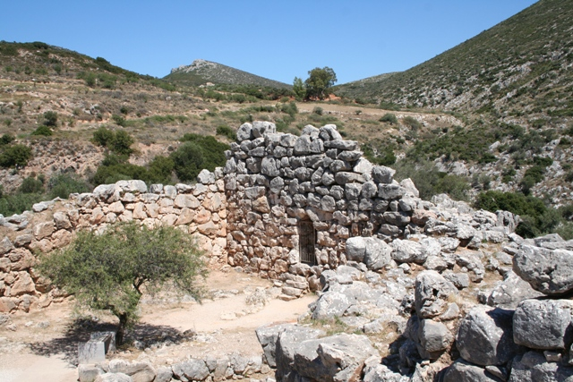 Mycenae - The south-eastern sally port