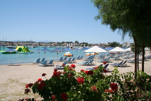 Porto Heli - Sandy beach