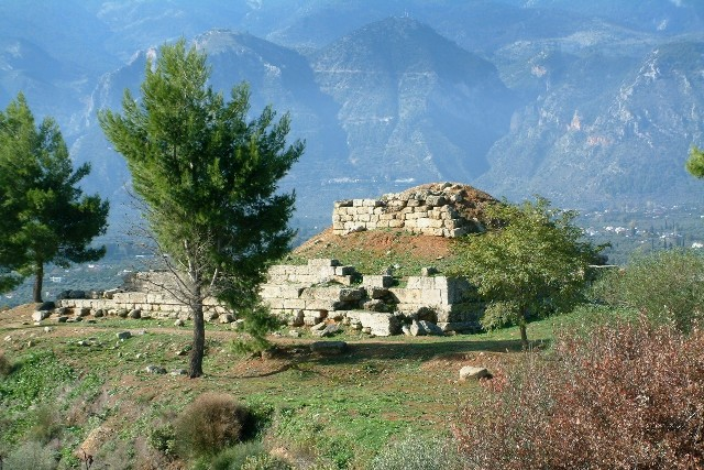 Sparta - 'Menelaion' - Mycenaean palace of King Menelaus and Helen