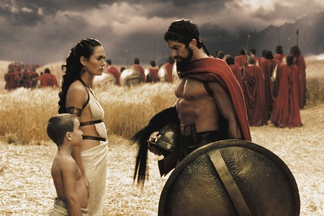 Sparta - Agiad King Leonidas and Queen Gorgo - Circ. 480 BC