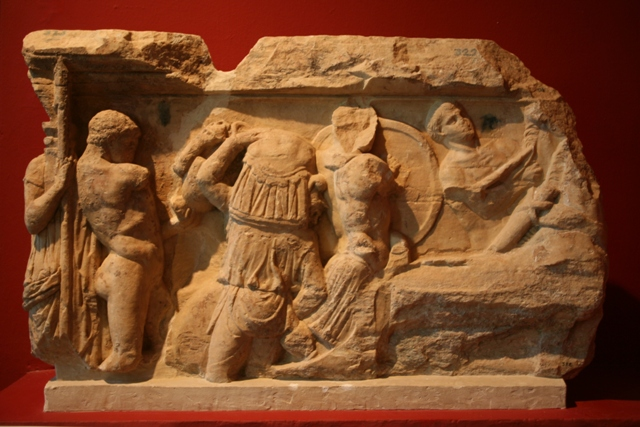 Sparta -Archaeological Museum - Hellenistic sculpture