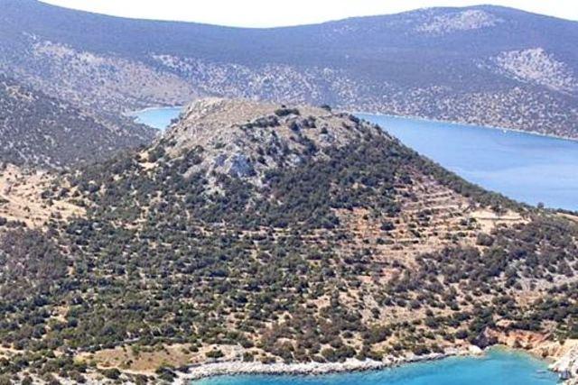 Dokos Island - Kastelli Hill