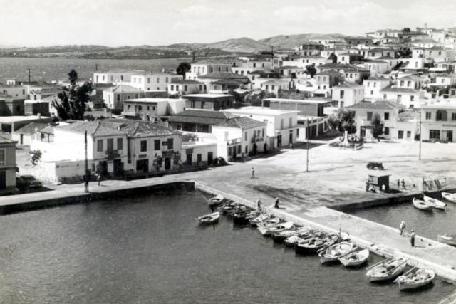 Limani port during the mid '70s