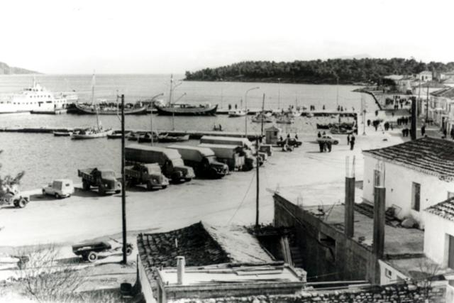 Limani port during the late '60s
