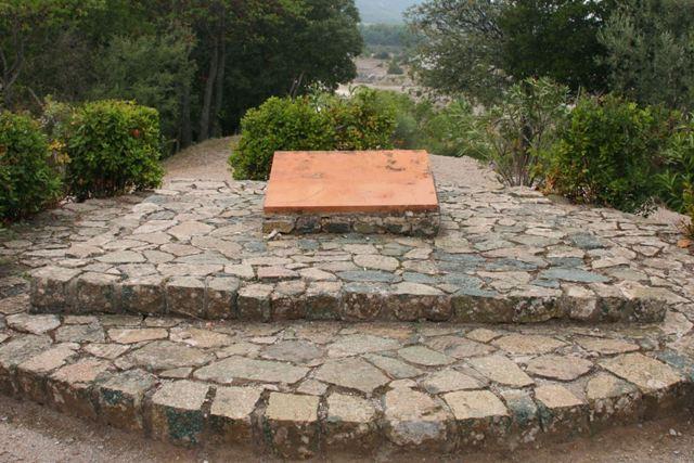 Thermopylae - The epitaph of Simonides