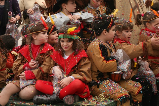 March 1- Carnival - Regional Carnival held in Porto Heli