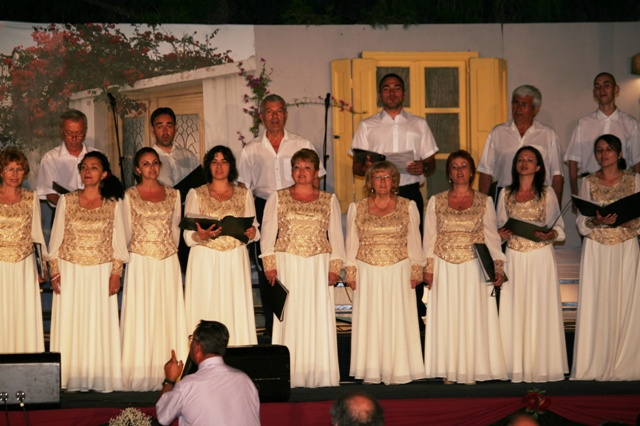 July 14 to 22 - 12th Ermioni music festival - International guest choirs