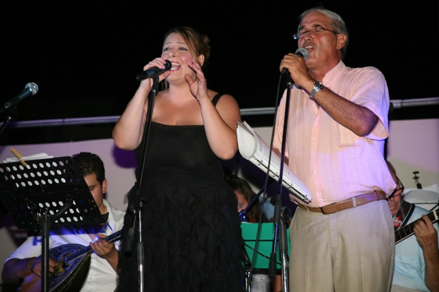July 8 to 16 - 11th Ermioni music festival - Traditional Greek songs
