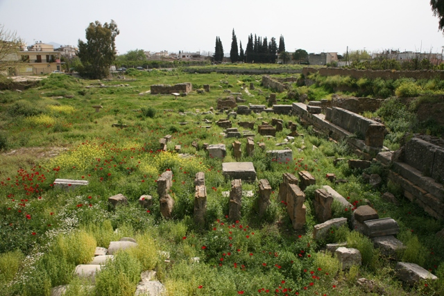 Argos: Ancient Greek and Roman Agora site