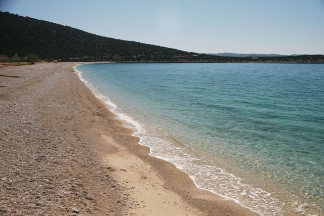 Salanti beach - 6 kms from Didyma