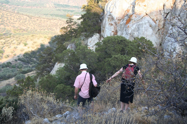 Rock climbing - The western rock approach is for most climbers