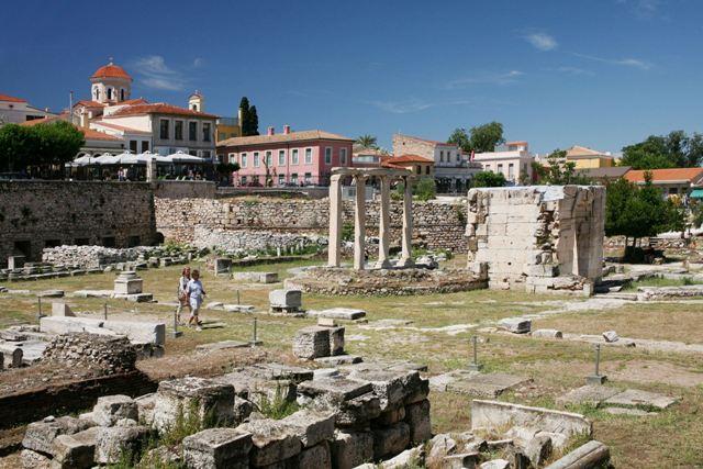 Athens - Roman Agora