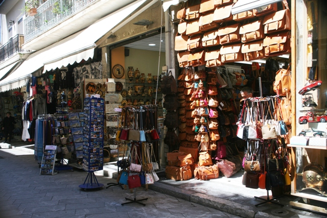 Athens - Monastiraki Plaka shops