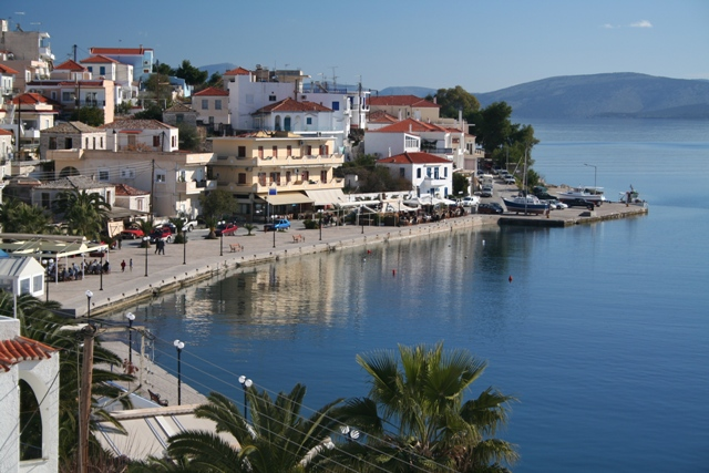 Peloponnese Tourist Guide Accommodation In Ermioni