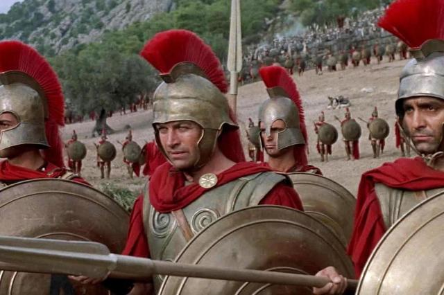 The 300 Spartans (1962) 'Spartans, we shall attack and kill Xerxes'