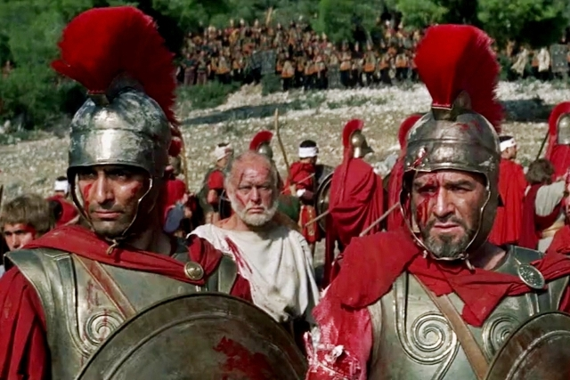 The 300 Spartans (1962) 'We stay with our King'
