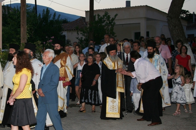 June 28 - St.Peter & St.Paul festival - Village procession