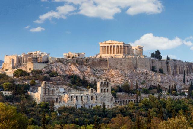 Athens - The Acropolis