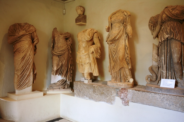 Statues from the Classical and Hellenistic periods