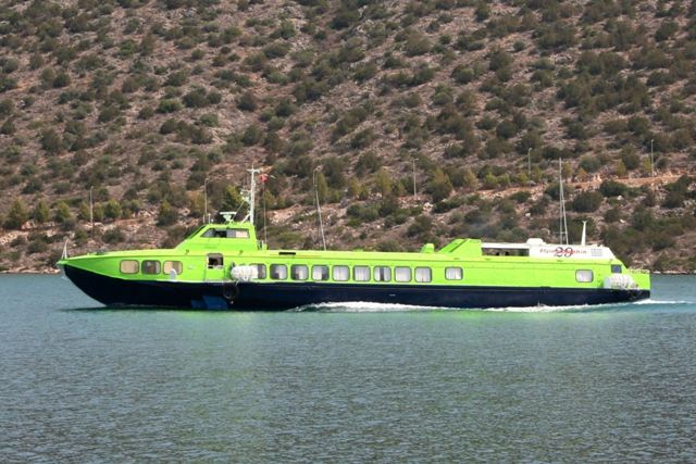 Hellenic Seaways 'Flying Dolphin'