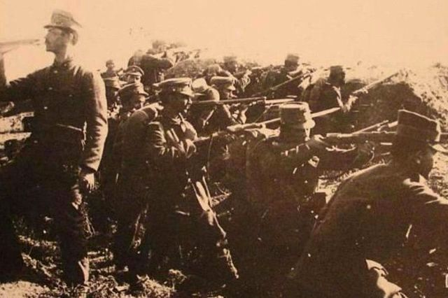 Greek Army - Second Balkan War 1913