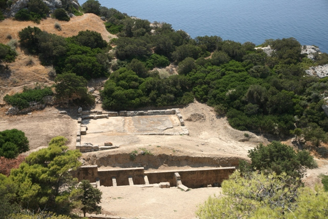 Archaeological work continues on Ancient Heraion