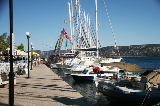 Mandrakia - Flotilla holidays are becoming more popular