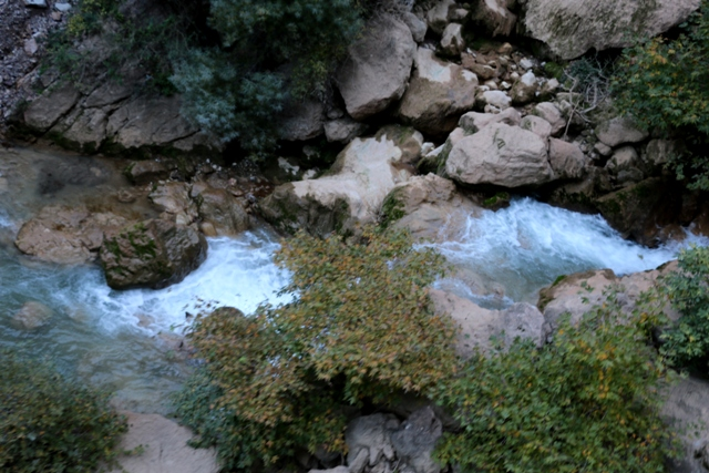 Kalavrita - Breathtaking gushing mountain streams