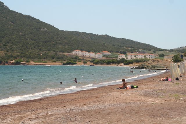 Kouverta Blanket beach - 6.5 kms from Ermioni
