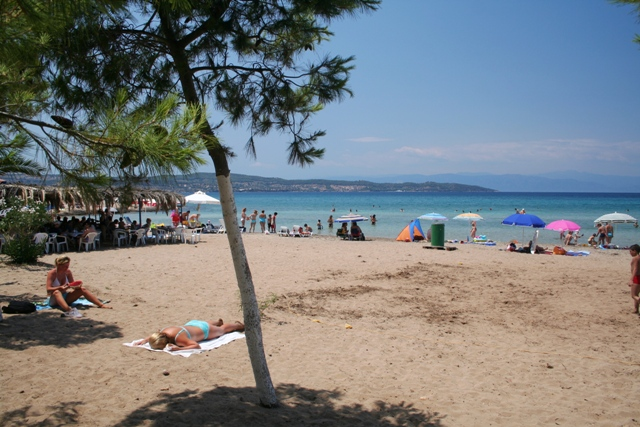 Lepitsa beach - 1 km from Kilada