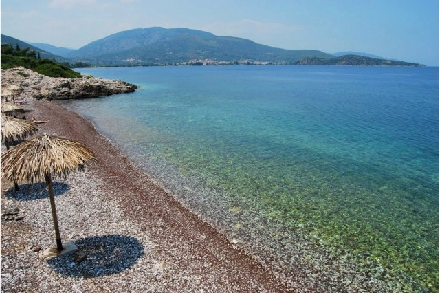 Nea Epidavros - Secluded beaches