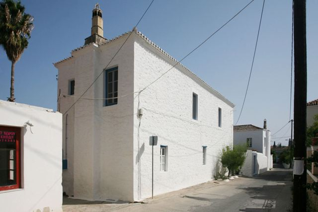GL 0151 - Spiti Lawson - Traditional House - Spetses