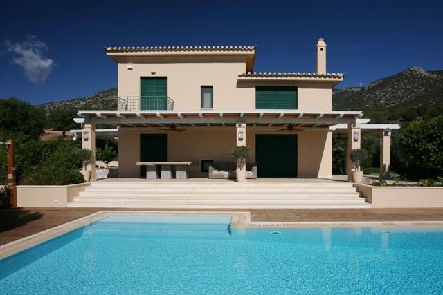 Modern Greek Homes greek property new modern houses costa bianca salanti ermionida