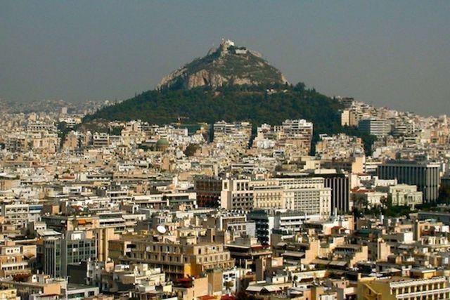 Athens - Mount Lycabettus